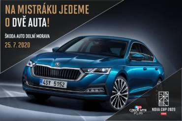 Čeští šampioni získají vůz ŠKODA Octavia a e-biky!