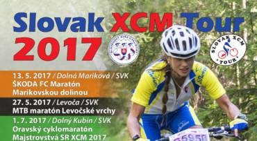 NOVA CUP součástí seriálu Slovak XCM Tour