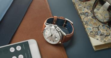 Elegantní a chytré hodinky Kronaby