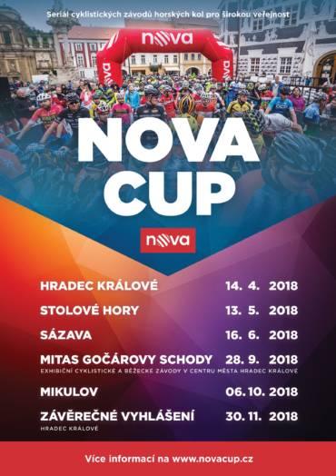 Nova Cup spustil registrace!