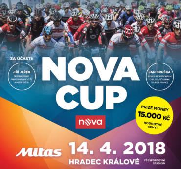 NOVA CUP odstartuje v Hradci Králové