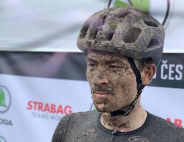 Extrém Bike Most vyhráli Adel a Štěpánová