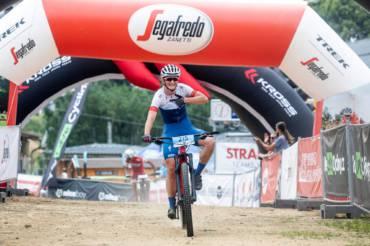 Neumanová a Rydval šampiony v E-bike