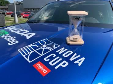 Originální trofeje pro Segafredo Sahara Race