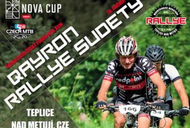 Šestadvacátý ročník Rallye Sudety již 12. září!